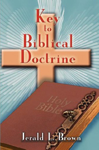 Book Cover for Key to Biblical Doctrine